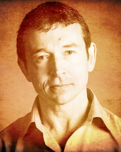 Actor John Carrigan
