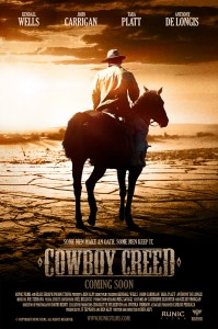 Cowboy Creed Official Poster