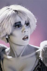 Gigi Edgley as Chiana in Farscape