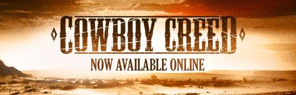 Cowboy Creed
