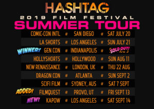Announcing the 'Hashtag' Summer Tour!