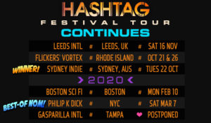 'Hashtag' Continues Award Winning Festival Tour