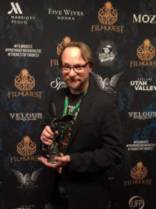 'Hashtag' Wins Best Sci-Fi Short Film at FilmQuest