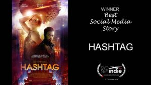 'Hashtag' Wins Best Social Media Story at Sydney Indie Film Fest