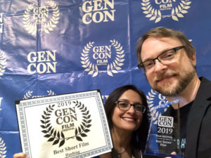 'Hashtag' Wins Best Short Film at Gen Con Film Fest